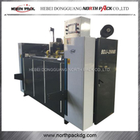 Semi-Auto Corrugated Paper Stitching Machine