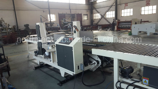 GBJ partition assembling machine