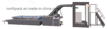 TMJ-BZJ-1300B Semi Automatic Corrugated Paper Laminating Machine