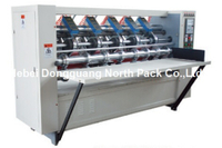 Thin Blade Slitting and Creasing Machine