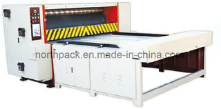 Chain Feeder Series Rotary Die-Cutting Carton Boxing Package Machine