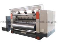 SF-320H/360H/405H Fingerless Corrugation Single Facer