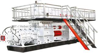 Automatic Brick Making Machine for construction purpose